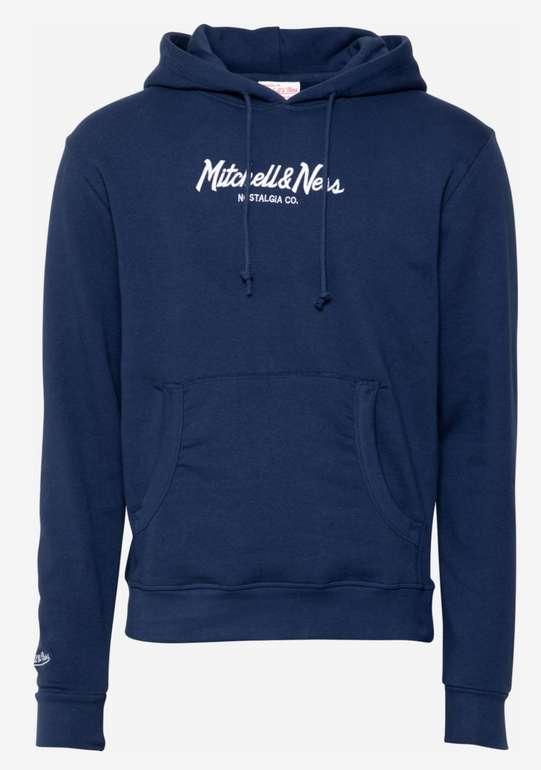 About You Summer Sale mit bis zu 73% Rabatt + VSKfrei - z.B.  Mitchell & Ness Sweatshirt in Navy für 21,90€ inkl. Versand (statt 35€)