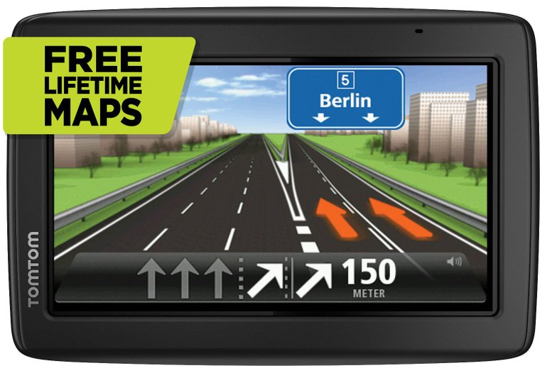 "TomTom Navigationssystem ""Start 25 M"" Europe Traffic für 99,99€ inkl. Versand"