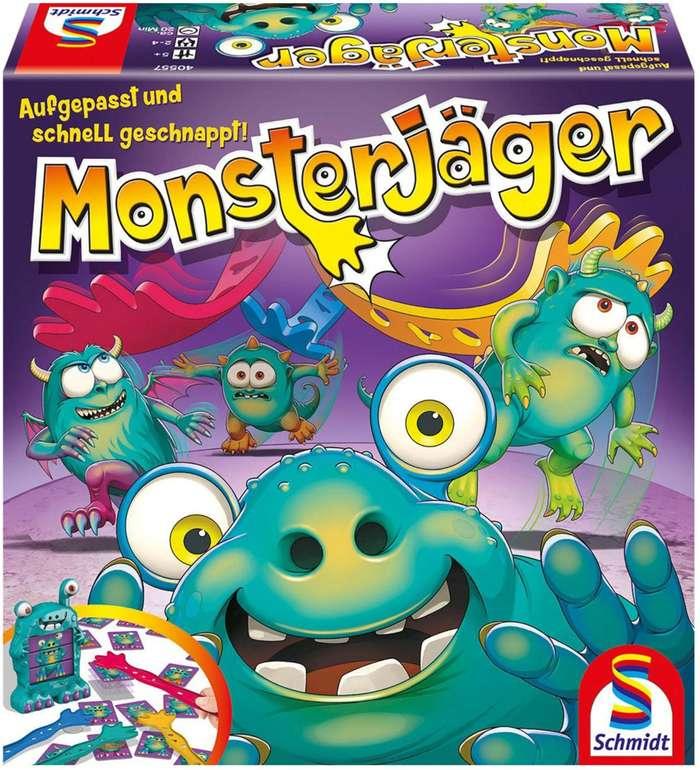 Schmidt Spiele Monsterjäger - Aufgepasst und schnell geschnappt! für 9,99€ inkl. Prime Versand (statt 17€)