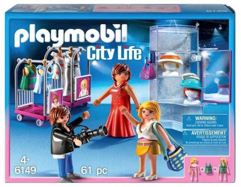 Playmobil City Life - Top Modelle mit dem Fotografen (6149) für 16,94€ inkl. Versand (statt 25€)