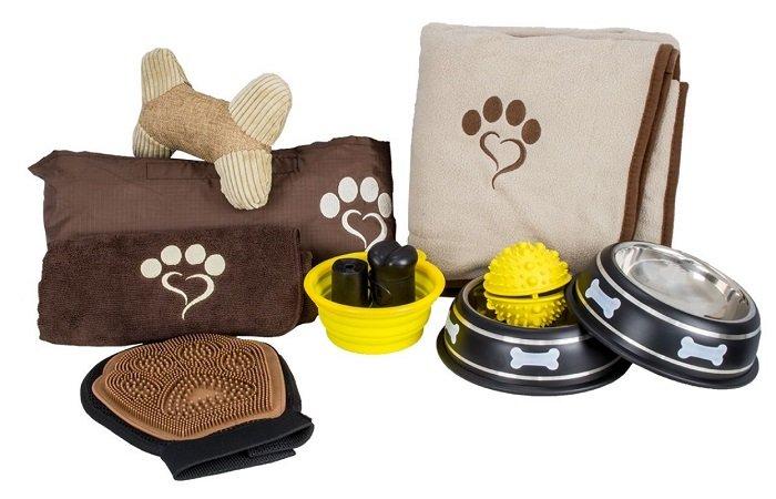 10-tlg. Pets Collection Haustierzubehör-Set für 24,12€ inkl. Versand