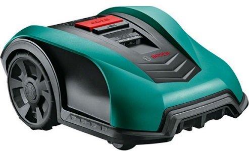 Hot! Bosch Roboter-Rasenmäher Indego 350 mit 18V für 417,85€ (statt 517€)