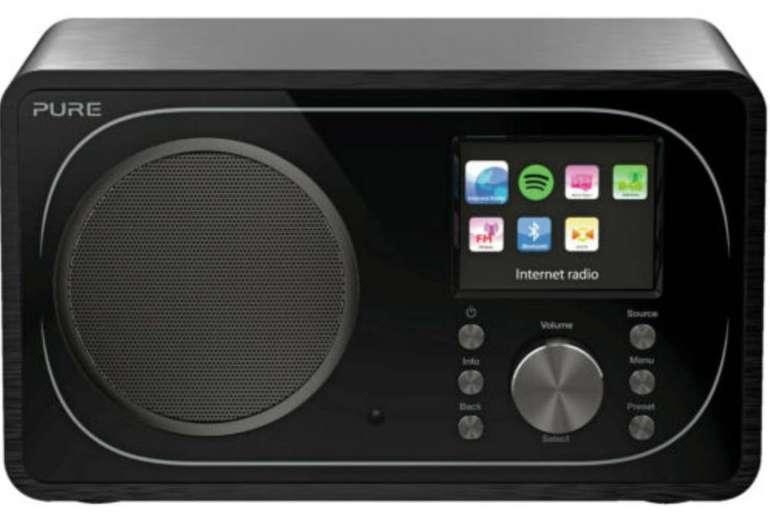 Pure Evoke F3 Internetradio mit Bluetooth für 94,11€ inkl. Versand (statt 114€)