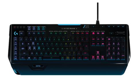 Logitech G910 Orion Spectrum Mechanische RGB-Tastatur für 88€ (statt 110€)
