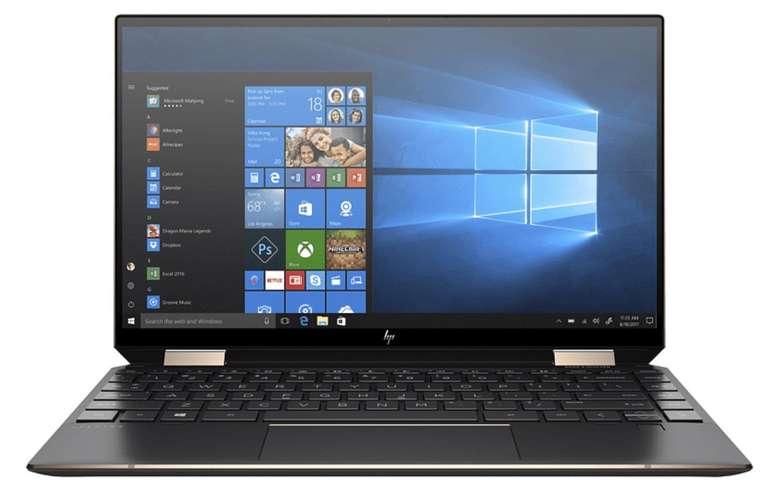"""HP Spectre x360 13-aw0310ng - 13,3"""" FHD IPS Convertible (i7, 16GB RAM, 512GB SSD, 2x TB3) für 1.399€"""