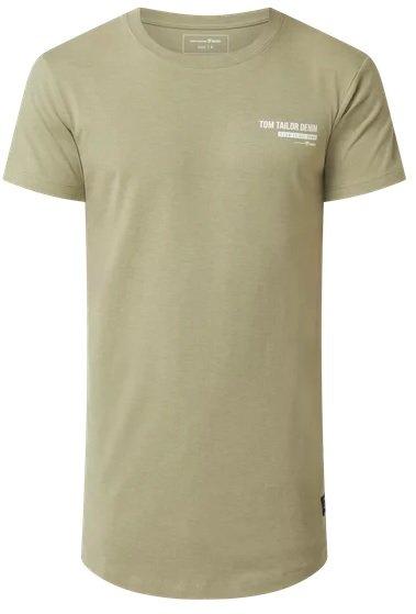 Tom Tailor Denim Herren T-Shirt aus Baumwollmischung (4 Farben) ab 8,99€ inkl. Versand (statt 14€)