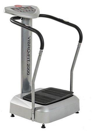Motive Fitness by U.N.O VIBRO-FIT 2000 Vibrationsplatte für 219€ (statt 257€)