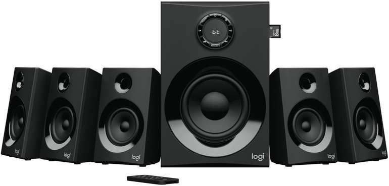 Logitech Z607 5.1 PC-Lautsprecher für 87,99€ inkl. Versand (statt 97€)