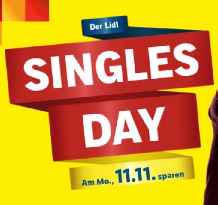 Singles Day Highlights bei LIDL + keine Versandkosten ab 50€ - z.B. Werkzeug Box für 60€
