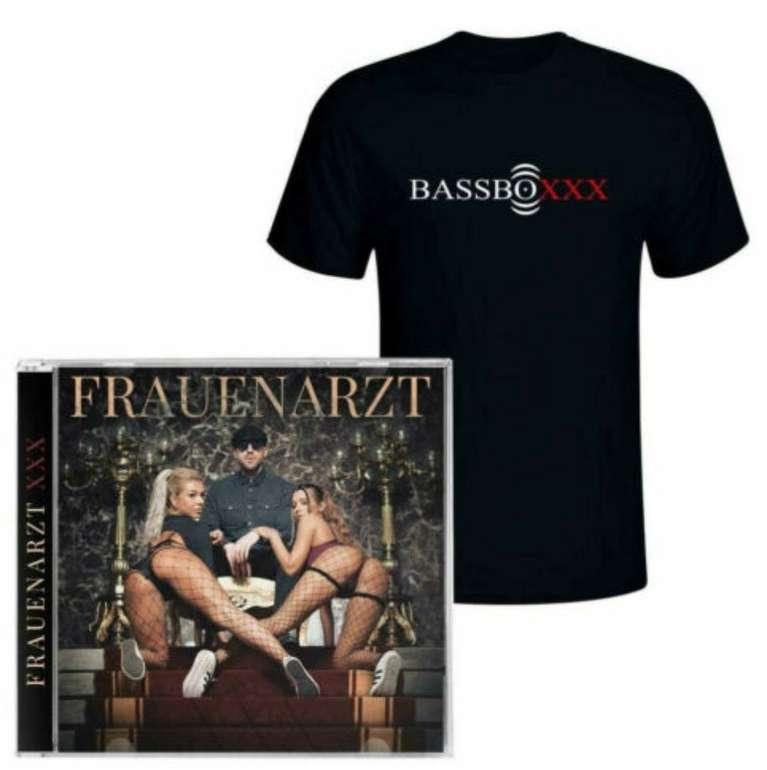 Frauenarzt - XXX (Limited XXX Bundle: Album und T-Shirt) für 22,98€ inkl. Versand (statt 33€)