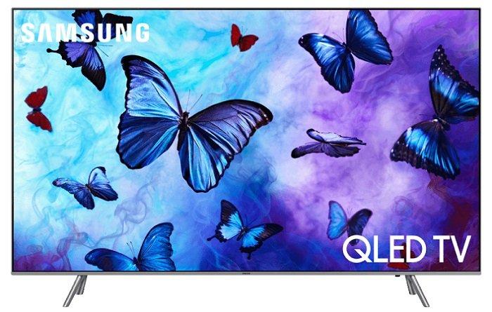 Samsung GQ55Q6FNGT QLED TV mit 55 Zoll & 4K UHD für 719,10€ (Media Markt Club)