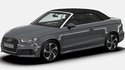 Privat + Gewerbe: Audi A3 Cabriolet 35 TFSI sport für 299€ Brutto mtl. leasen