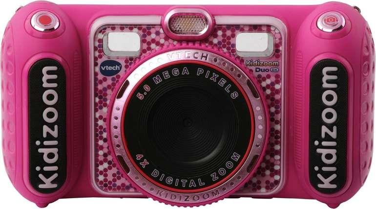Vtech Kinder-Digitalkamera Kidizoom Duo DX pink für 48,57€ inkl. Versand (statt 60€)