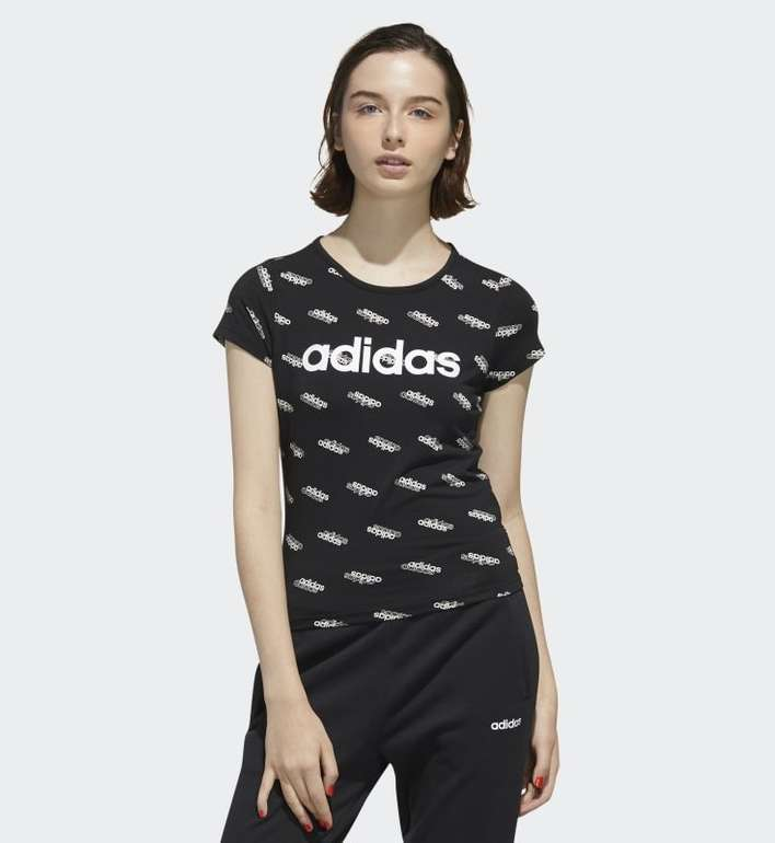 Adidas Damen T-Shirt 'Favorites' in 2 Farben für je 13,98€ inkl. Versand (statt 20€)