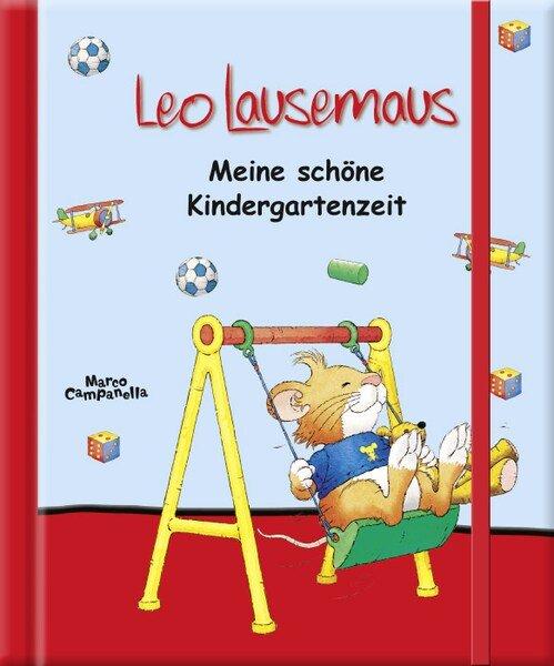 """Leo Lausemaus """"Meine schöne Kindergartenzeit"""" für 3,99€ inkl. VSK (statt 11€)"""