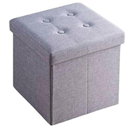 Sable Sitzhocker (38 x 38 x 38 cm) für 9,99€ inkl. Prime Versand (statt 18€)