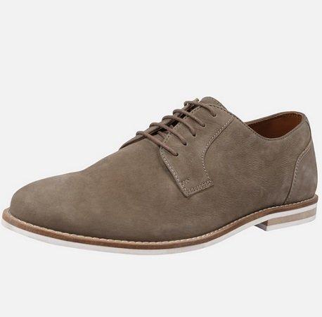 About You Schuhe & Sneaker im Sale, z.B. Schnürschuhe Jasper 29,66€ inkl. VSK
