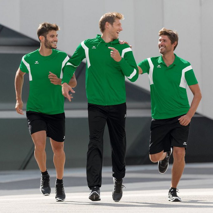 Erima Classic Team Kapuzen Trainingsjacke in verschiedenen Farben für je nur 7,99€ zzgl. Versand