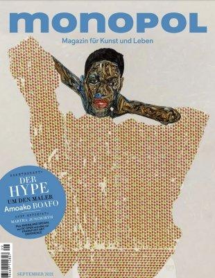Monopol - das Magazin für Kunst und Leben: Jahresabo für 14,95€ (statt 147€)