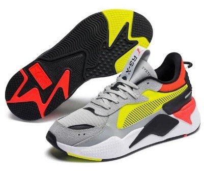 Puma Sneaker 'RS-X Hard Drive' in 2 Farben für 58,86€ (statt 70€)