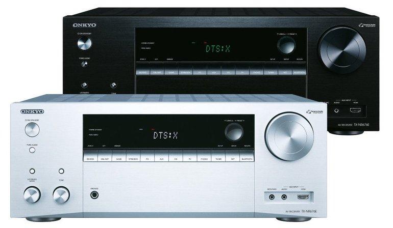 Onkyo TX-NR 676E Multiroom-fähiger 7.2-Kanal Audio/Video Netzwerk-Receiver 349€