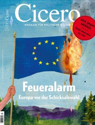 """Jahresabo der Autorenzeitschrift """"Cicero"""" für 122,40€ + 120€ Bestchoice-Gutschein"""