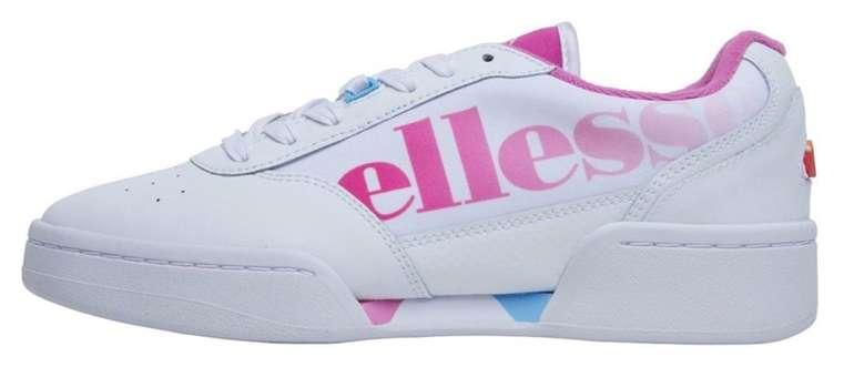 Ellesse Piacentino Damen Leder Sneaker für 33,44€ inkl. Versand (statt 90€)