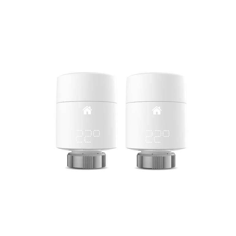 Tado° Smartes Heizkörper-Thermostat im 2er Pack für 94,95€ inkl. Versand