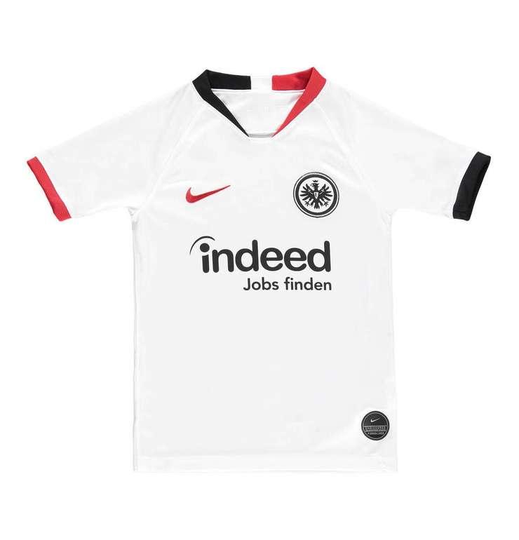 Nike Eintracht Frankfurt Auswärtstrikot Saison 19/20 für Kinder für 33,94€ (statt 38€)