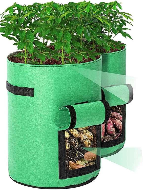 Tvird Pflanzentasche im Doppelpack für 9,09€ inkl. Prime Versand (statt 13€)