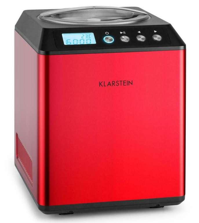 Klarstein Eiscrememaschine Vanilla Sky mit Kompressor für 260,99€ inkl. Versand (statt 298€)