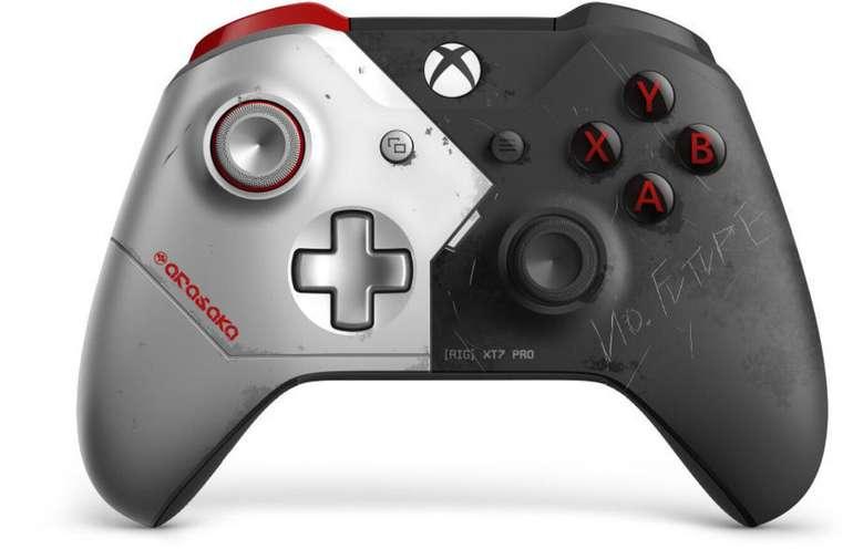 Microsoft Xbox Wireless Controller - Cyberpunk 2077 Limited Edition für 62,99€ inkl. Versand (statt 70€)