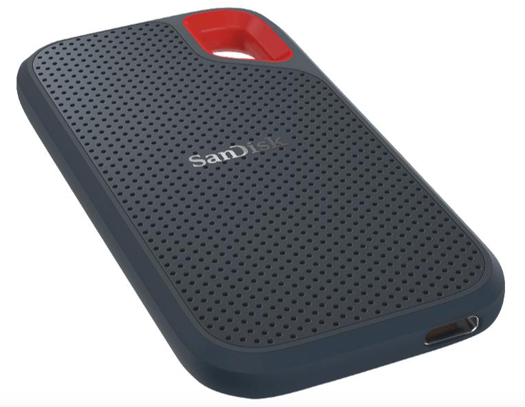 Gravis: SanDisk Extreme Portable, externe SSD mit 250GB für 34,99€ bei Abholung