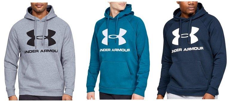 Under Armour ColdGear Rival Fleece Sweatshirts