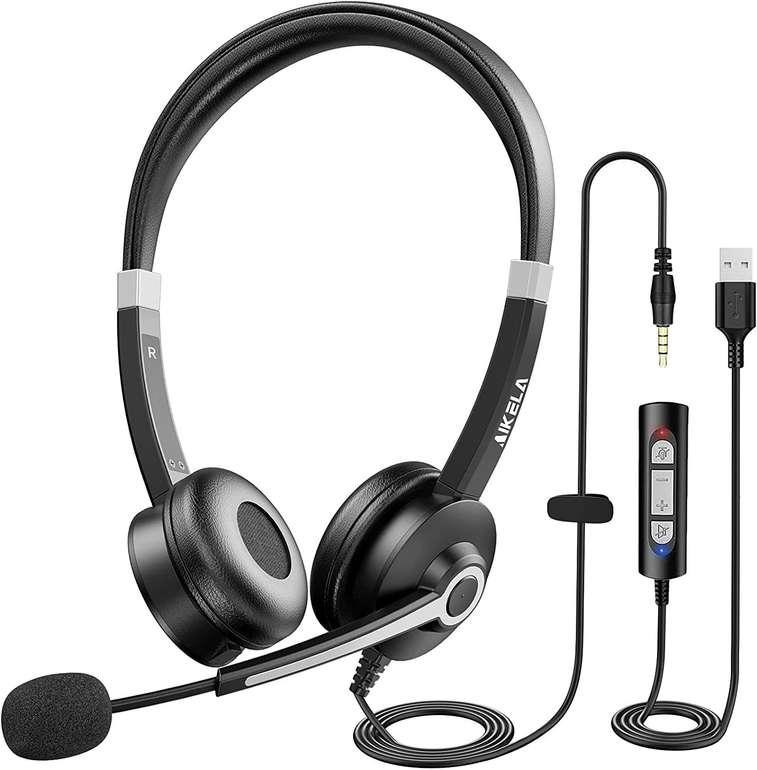 3 Produkte bei Amazon günstiger, z.B. Aikela PC Headset für 11,99€ (statt 30€)
