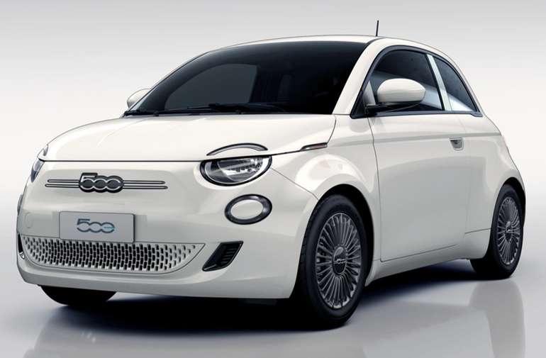 Privat & Gewerbe: Fiat 500 mit 118 PS für 119€ mtl. (BAFA, LF: 0.39, inkl. Zulassung/Überführung)