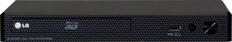 LG BP450 Blu-ray-Player (LAN, 3D-fähig, Full HD) für 51,95€ inkl. Versand (statt 74€)