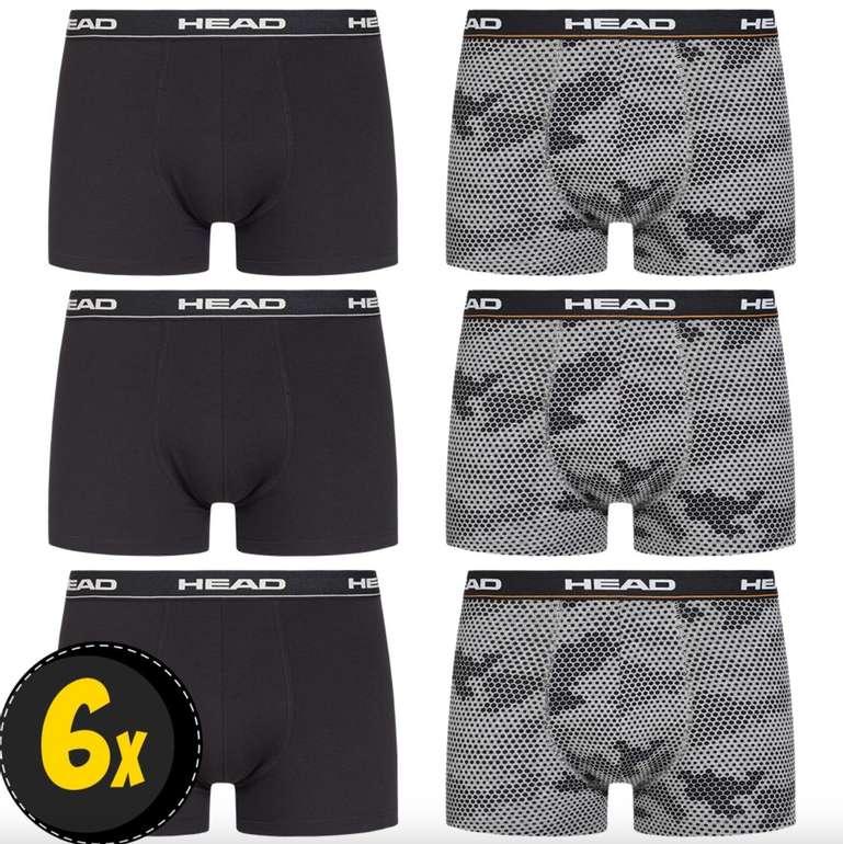 6er Pack Head Hexa Camo Herren Boxershorts für 23,94€ inkl. Versand (statt 30€)