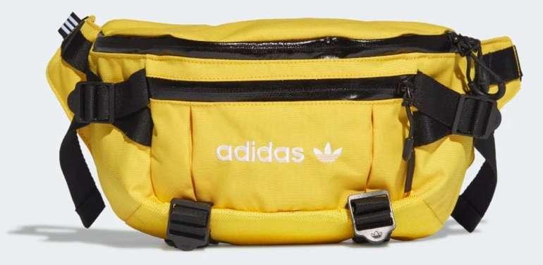Adidas Adventure Bauchtasche in Gold für 34,96€ inkl. Versand (statt 55€)