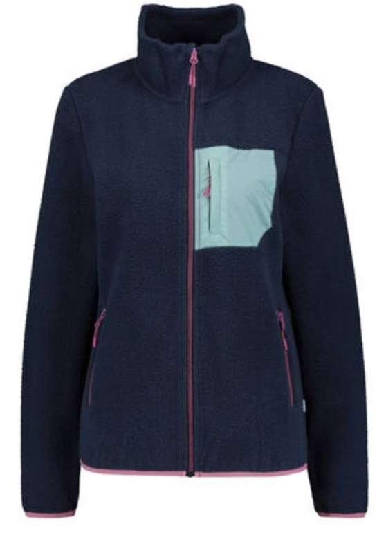 Meru Damen Outdoor Fleecejacke Borg in 2 Farben für je 21,70€ inkl. Versand (statt 52€)