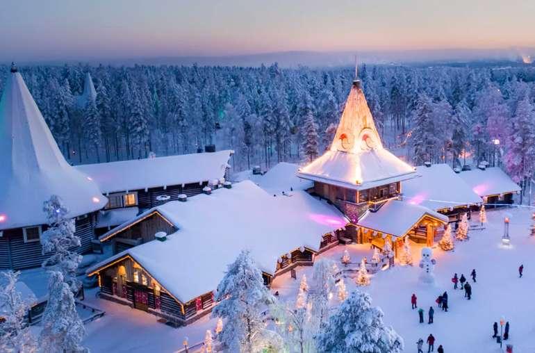 Rovaniemi: Flüge mit Eurowings von Düsseldorf in den Norden Finnlands ab 93€ (Reisezeitraum: Dez 2021 - März 2022)