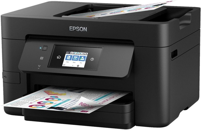Epson WorkForce Pro WF-4725DWF 4in1 Multifunktionsdrucker (Tinte) für 109€ zzgl. VSK