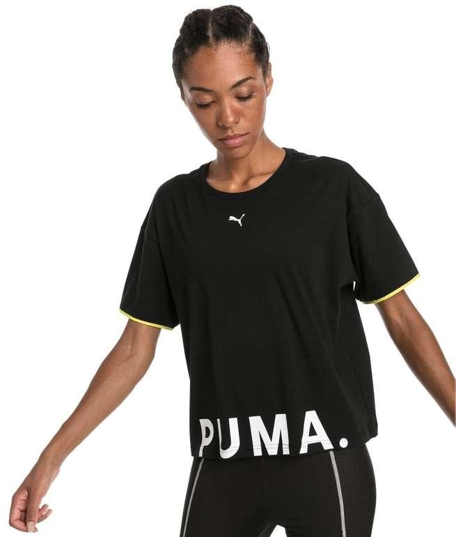 Puma Chase Cotton Damen T-Shirt in 2 Farben für je 13,61€ inkl. Versand (statt 22€)