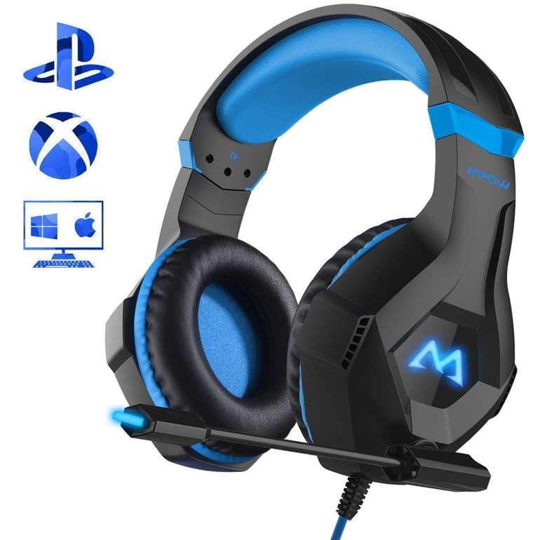 Mpow EG9 Gaming Headset für PC PS4 Xbox One für 13,85€ inkl. Versand (Prime)