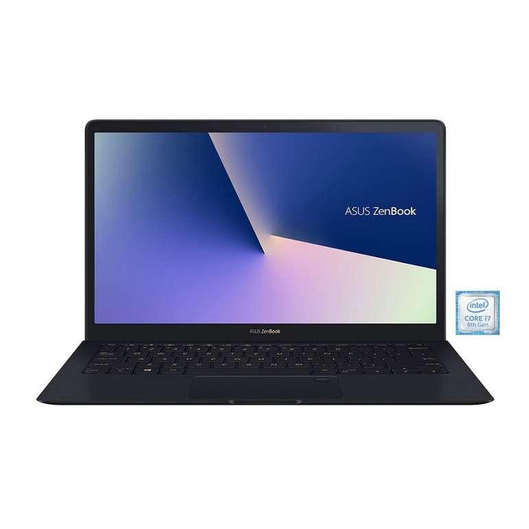"""Asus ZenBook UX391FA-AH009T (13,3"""", Intel Core i7, 512 GB, 8GB RAM) für 799€ inkl. Versand (statt 1204€)"""