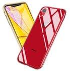 Meidom iPhone XR Hülle mit Glas-Rückseite für 6,49€ (statt 12,99€) - Prime!