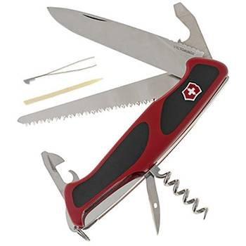 Victorinox RangerGrip 55 - Schweizer Taschenmesser für 35,48€ (statt 41€)