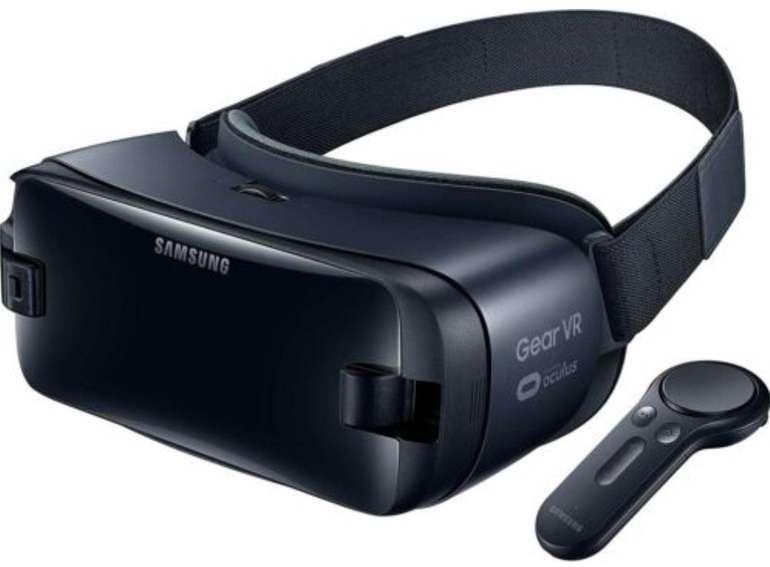 Samsung SM-R325 Gear - VR Brille mit Controller für 53,91€ inkl. Versand (statt 84€) - B-Ware!
