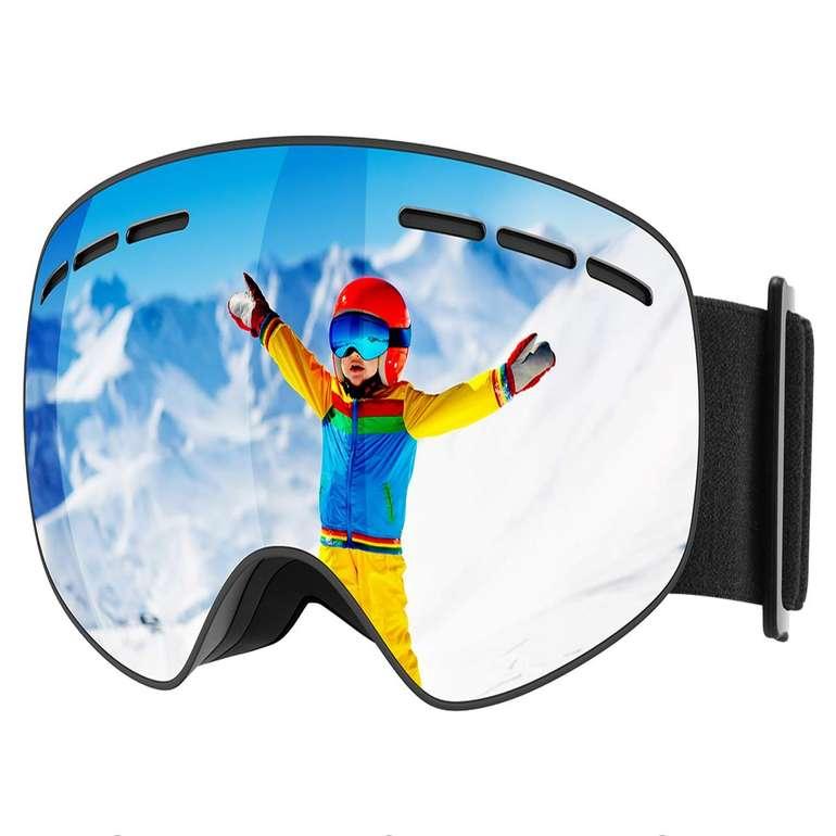 Mpow Kinder Ski- & Snowboardbrille mit UV400-Schutz für 8,99€ inkl. Prime Versand