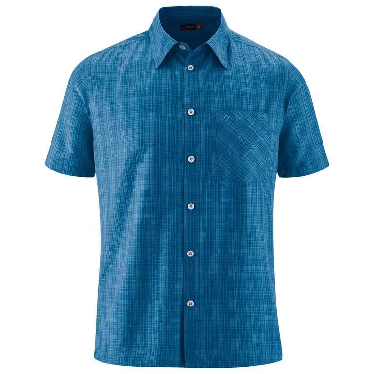 Maier Sports Karo Outdoor-Hemd in vers. Farben für 27,30€ inkl. Versand (statt 35€)